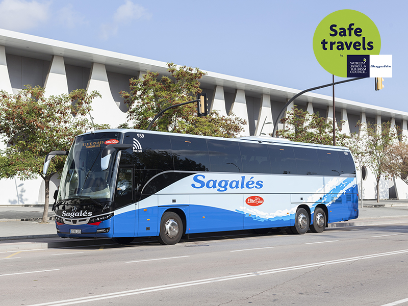 "SAGALÉS RECIBE EL SELLO ""SAFE TRAVELS"" DEL WORLD TRAVEL & TOURISM COUNCIL"