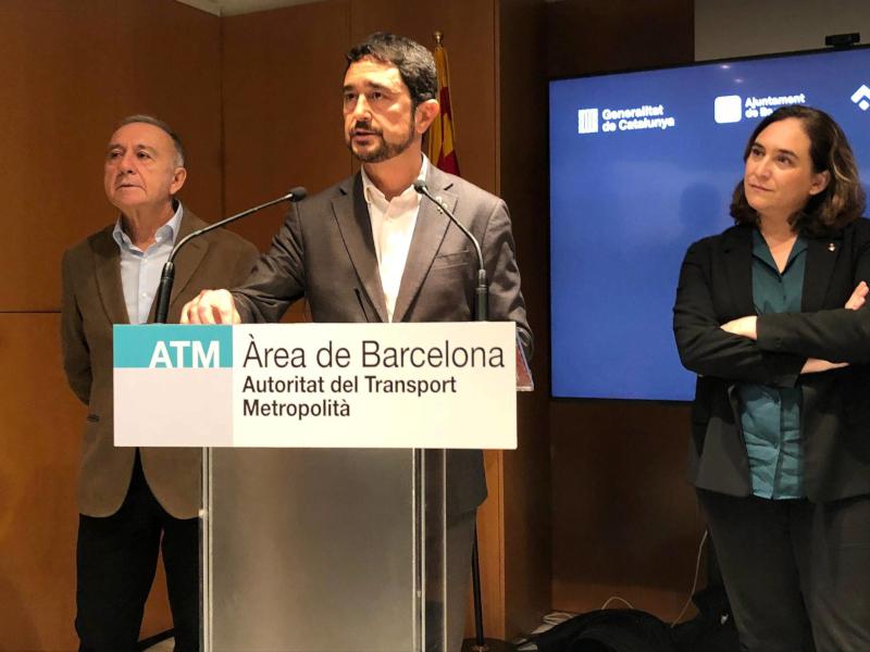 NOVES TARIFES DEL TRANSPORT PÚBLIC, A PARTIR DE L'1 DE GENER DE 2020