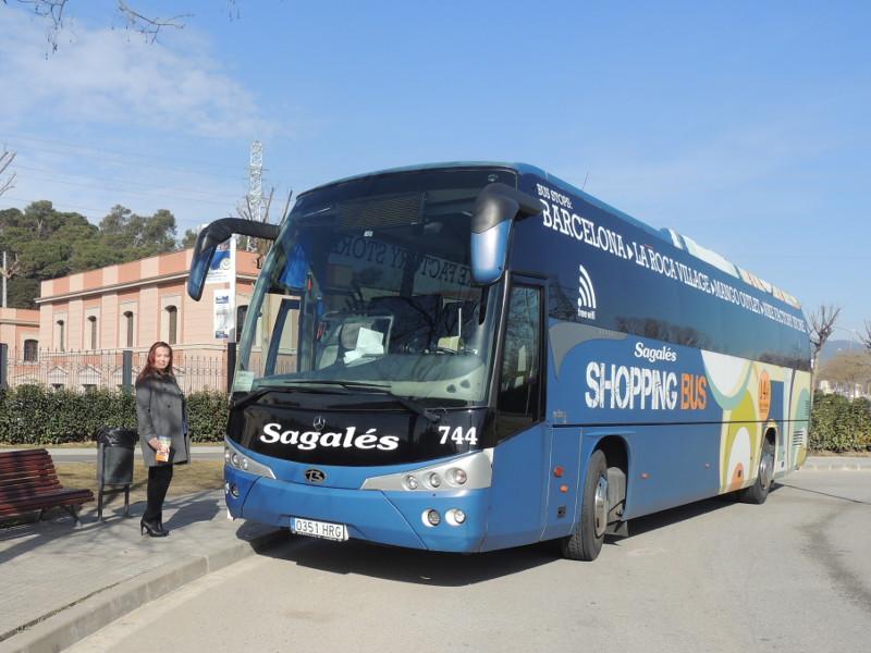 LA ROCA DEL VALLÉS SHOPPING BUS AUMENTA EL NÚMERO DE EXPEDICIONES